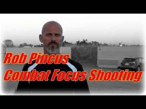 "GunFu: Rob Pincus, Combat Focus Shooting, ""Shooting on the Move"""