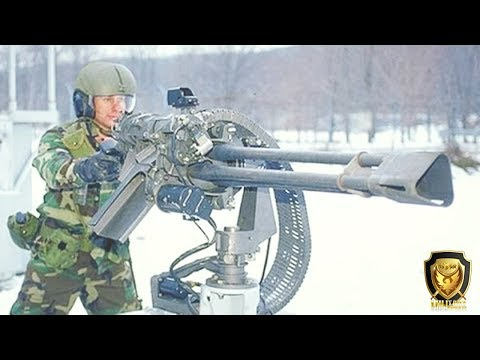 TERRORIST KILLER U.S. Military M134D/ GAU 19B 50 Cal gatling machine gun Proven in war