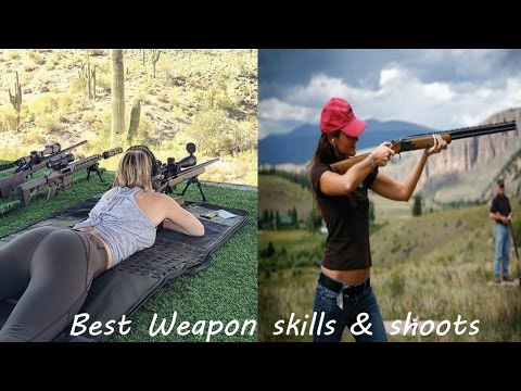 Best Weapons Skills & Shots 2016
