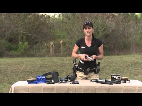Jessie Duff: Firearms Used In USPSA