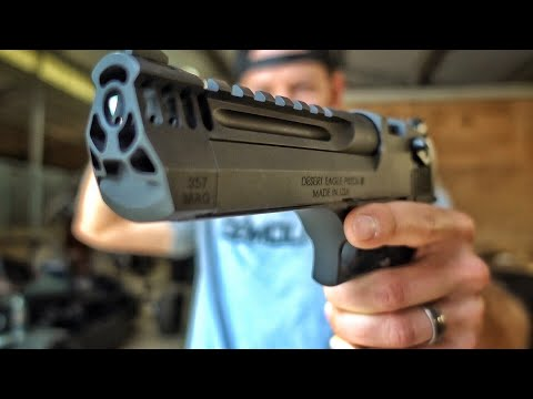 The New Desert Eagle Is Amazing, Here's Why!!!