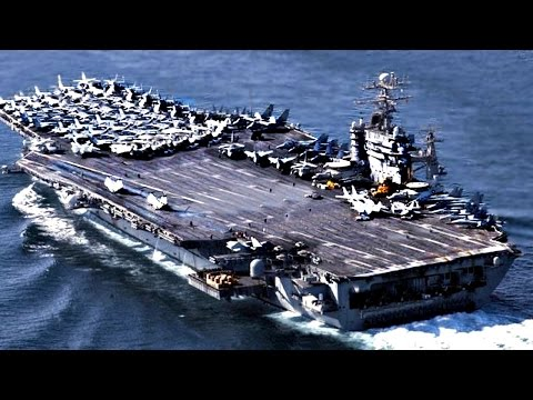 Top 10 Aircraft Carriers in the World | 2017 HD