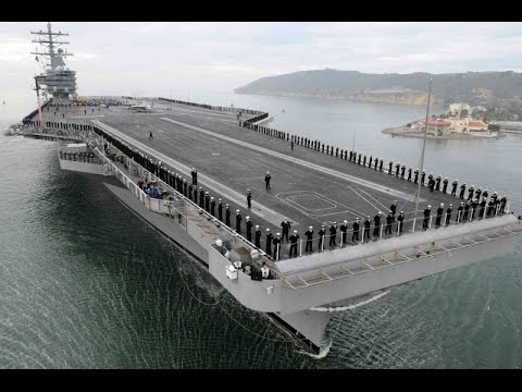 Top 10 Most Powerful NAVY In The World
