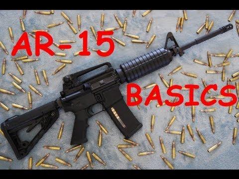 AR-15 Basics: Controls, Function, Disassembly, & Reassembly.