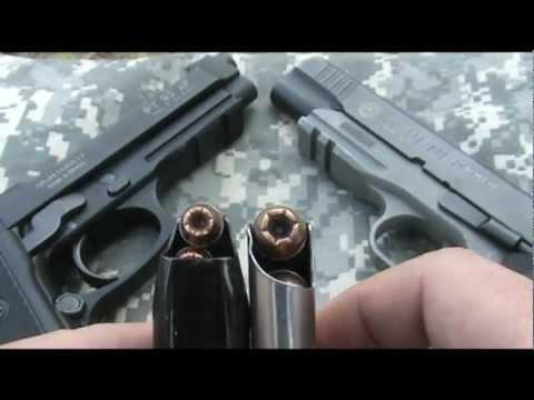 9mm Versus .45 ACP