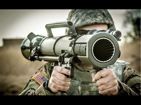 THE U.S. ARMY IS TESTING A DEVASTATING NEW WEAPON: A SUPER 'BAZOOKA' || WARTHOG 2017