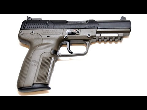 Top 10 Best Pistols In The World 2018