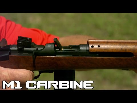 M1 Carbine & Paratrooper with folding stock! (4K)