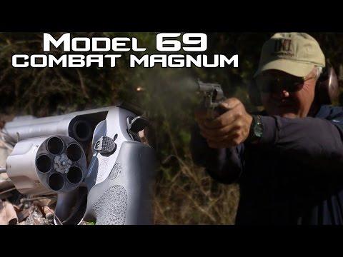 S&W MODEL 69 .44 COMBAT MAGNUM (4K UHD)