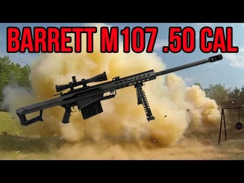 BLOWING UP A 'CAR' with BARRETT 50 CAL INCENDIARY TRACER AMMO! (M107 SNIPER RIFLE)