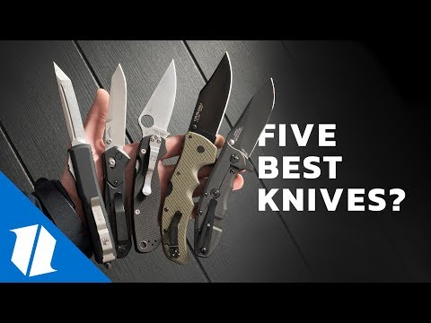 5 Knives Everyone Should Own   Knife Banter Ep. 45
