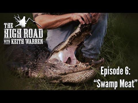 """Florida Alligator & Hog Hunting – """"Swamp Meat"""""""