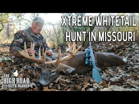 Xtreme Whitetail Hunt in Missouri