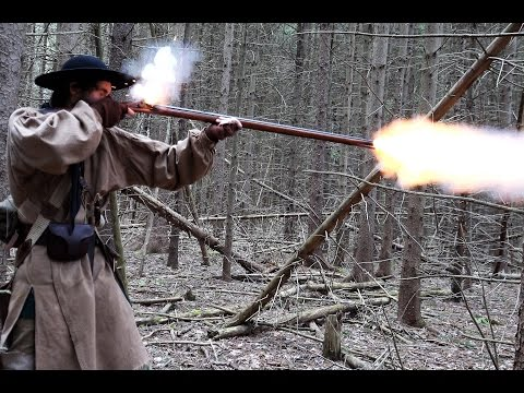 Traditional Longrifle Flintlock Muzzleloader Deer Hunting – 2017