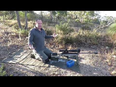 338 Lapua Magnum @ 4002 yards