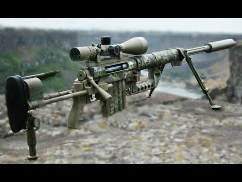 Top 10 Sniper Rifles in the World | 2017 HD