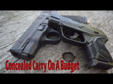Top 5 Concealed Carry Under 400$