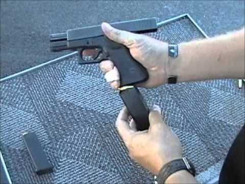How to Properly Load and Unload a Handgun