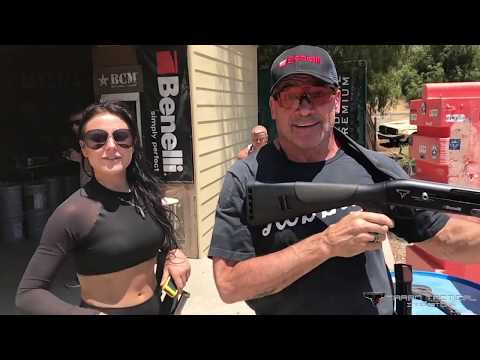 BAS RUTTEN shredding with Taran and Jade.