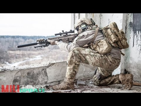 How One Sniper Killed an lSlS Fighter from 3,871 Yards Away