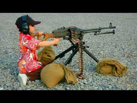 10 Funniest Gun FAILS