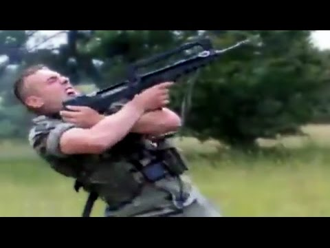 Best Army FAILS Compilation || MonthlyFails 2015