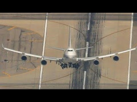 5 Most Spectacular Aircraft Take Offs & Landings Performed By Skilled Pilots !!!