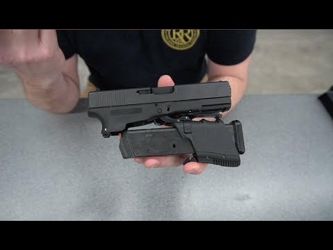 Shooting the Full Conceal M3 Folding GLOCK 19