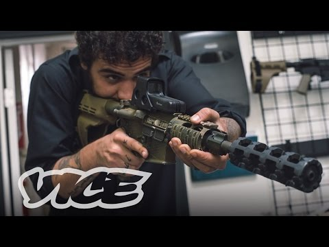 How to Make a Homemade Gun (Full Length)