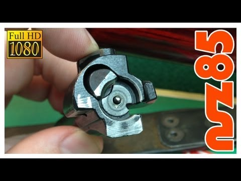 AK Bolt Cleaning/Disassembly/Assembly