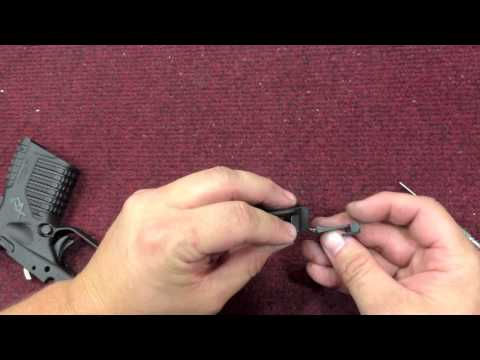 xds part 2 detail disassembly