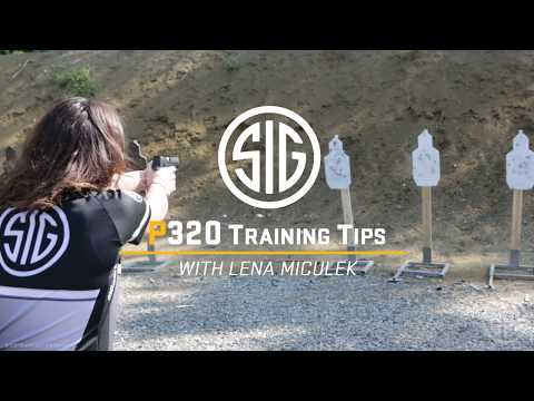 P320 Training Tips: Transitions with Lena Miculek