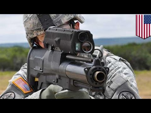 U.S. Army technology: Army tests new rifles with bigger bullets to replace M16 – TomoNews