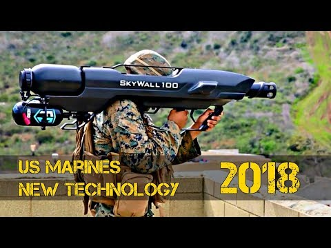 US Marines New Advance Weapons Technology 2018 | Marines Advanced Naval Exercise