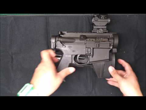 The smallest AR-15 in the world