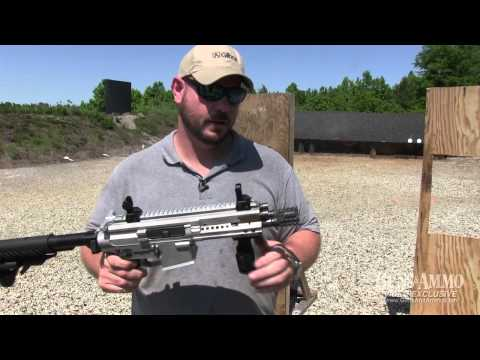 First Look: Gilboa Snake Double Barrel AR-15