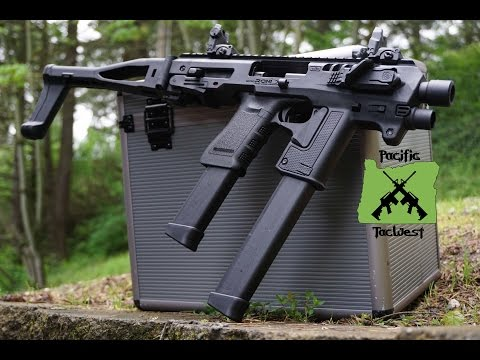 Glock Upgrade: Micro RONI SBR/Carbine Conversion Kit – Desktop Review