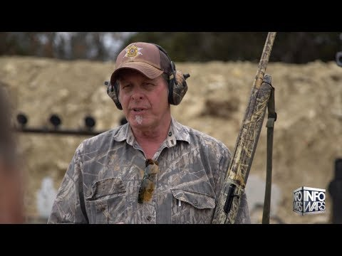 Ted Nugent Proves A Shotgun Is Deadlier Than An AR-15