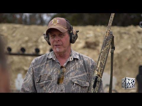 Ted Nugent Proves A Shotgun Is Deadlier Than An AR-15