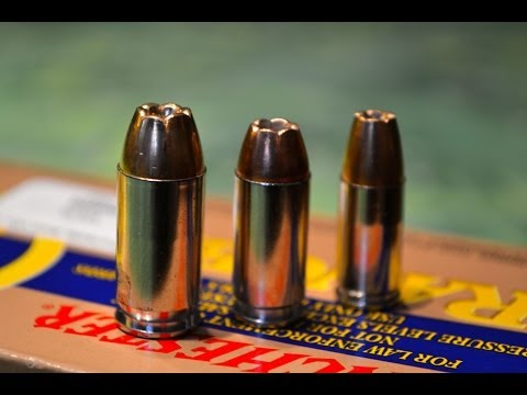 9mm vs .40 vs .45… which is better for self defense?