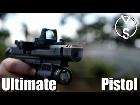 The Ultimate Assassin Pistol