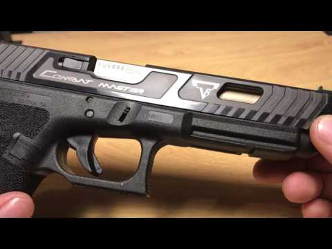 Taran Tactical Innovations Glock 35 Combat Master Review