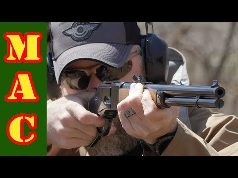 American Icons: The Lever Action Rifle