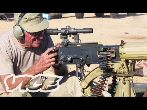 Shooting the Biggest Guns Money Can Buy | The Big Sandy Shoot
