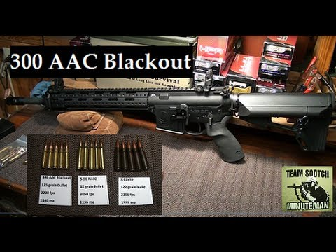 300 AAC Blackout : What's the Big Deal?