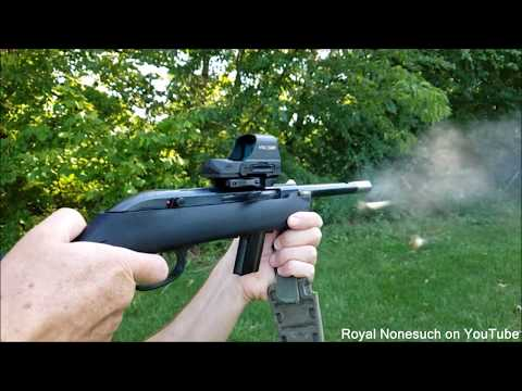 INSANE Full Auto Savage 64F – 2,400 RPM!!