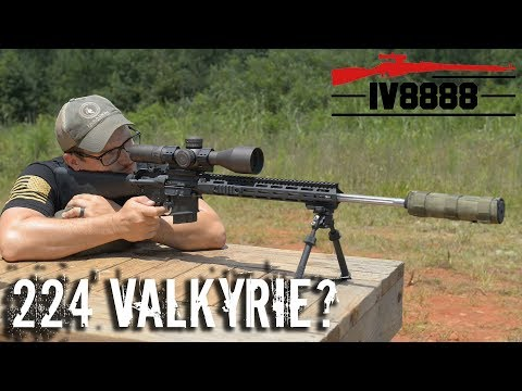What's the Deal With 224 Valkyrie?
