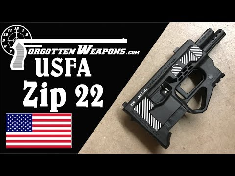 USFA Zip 22: How a Garbage Gun Destroyed A Good Company
