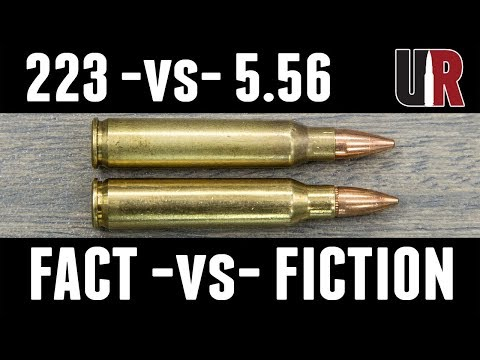 223 -vs- 5.56: FACTS and MYTHS