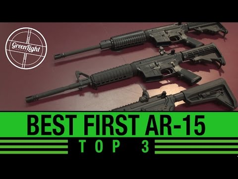 Top 3 Best First AR-15 Rifles